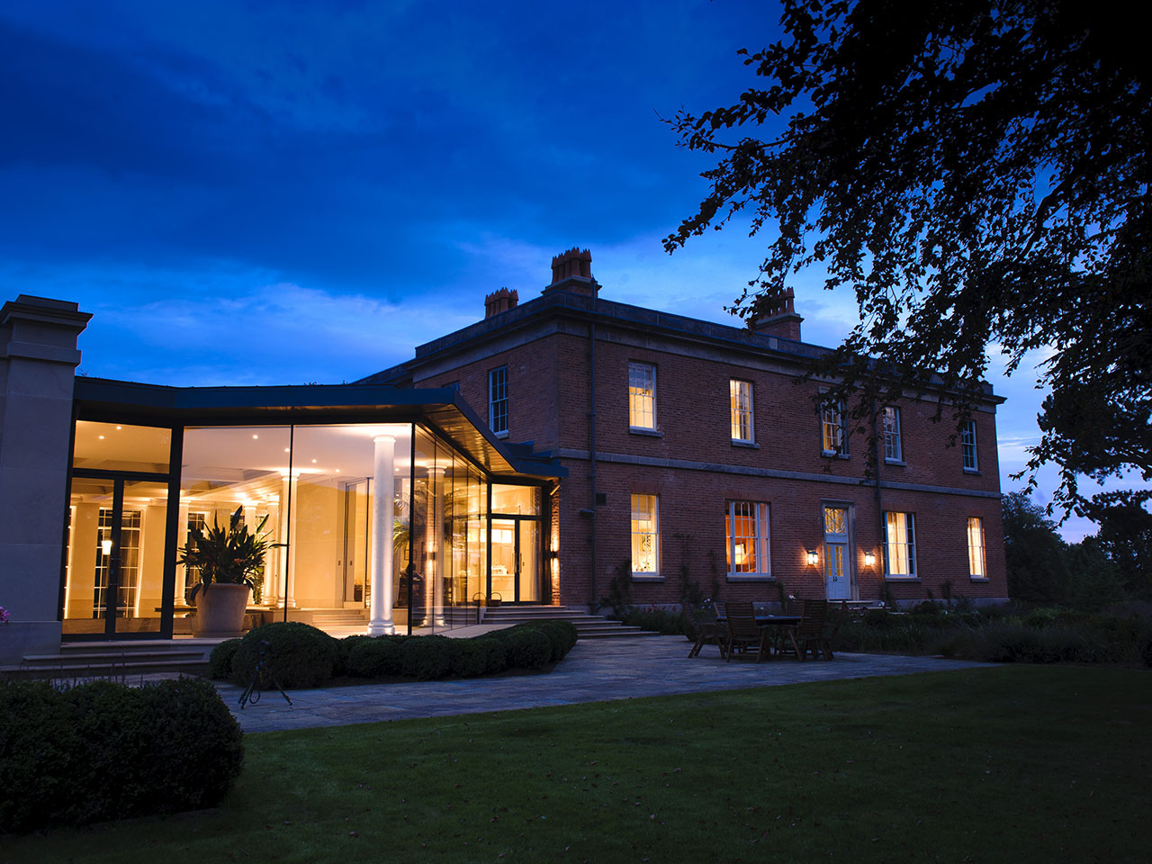 House in cheshire image 5 bowker sadler architecture for Chesire house